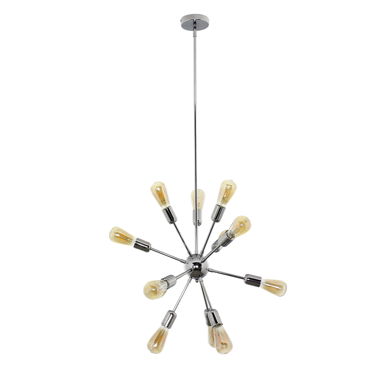 Hängeleuchte Metall Sputnik Design Wohnzimmer GALAXY