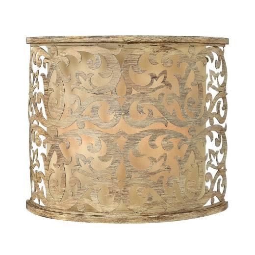 Wandleuchte Metall Vintage Design Flur ADORNO