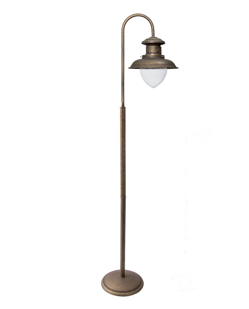 Stehlampe Bronze Antik Handarbeit Al Mare