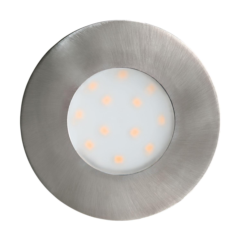 Einbau LED Spotstrahler 6w Pineda-Ip Nickel-Matt