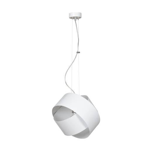 Design Hängelampe Esstisch Modern Weiß Ø32cm BASE
