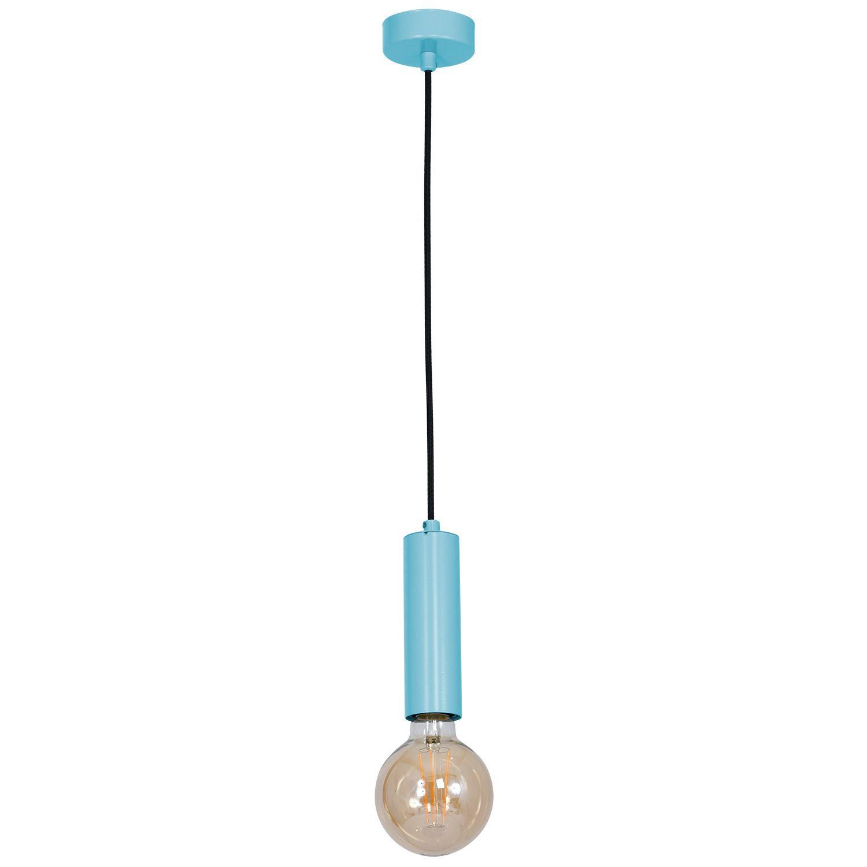 Kinderzimmerlampe Blau klein für Jungs Mädchen