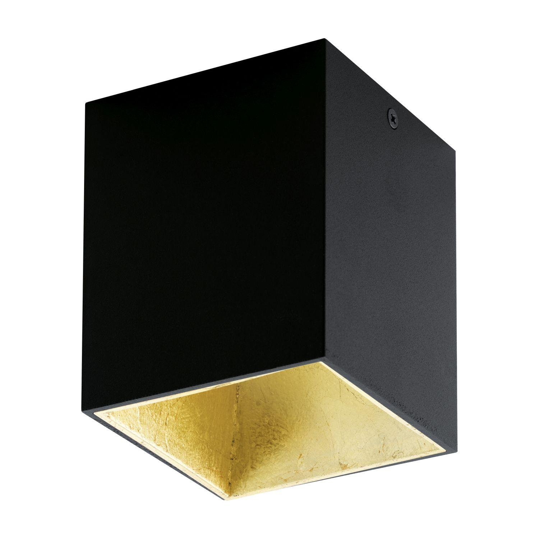 LED Deckenspot Polasso Gold