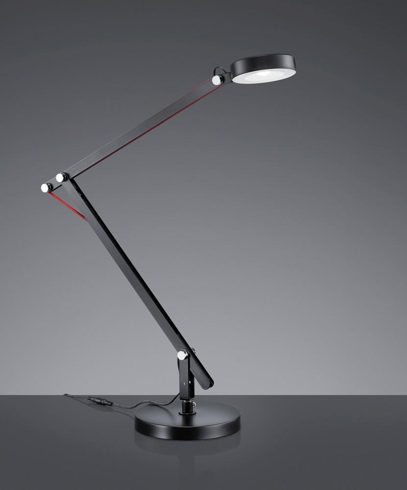 Moderne sparsame LED Tischleuchte AMSTERDAM
