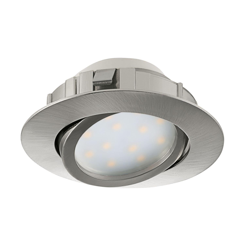 Außergewöhnlicher Einbau LED Spotstrahler Ø8cm