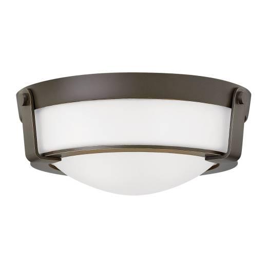 Deckenleuchte SOMBRA in Bronze Ø41cm Design Lampe