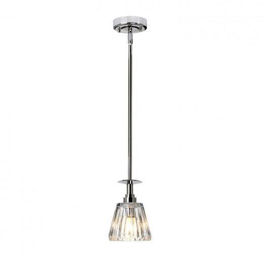 Verstellbare Bad Lampe LED IP44 in Chrom Premium