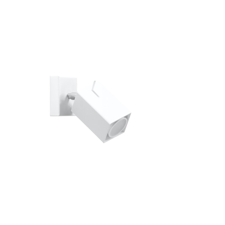 Aufbau Spotstrahler TOSCANA in Weiß