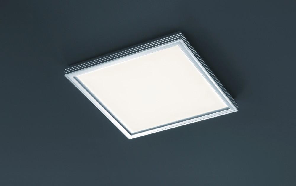 Moderne LED Deckenlampe Weiß