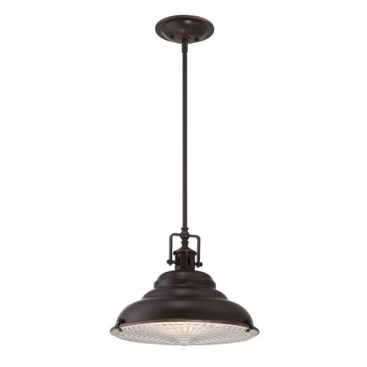 Deckenleuchte TRENO Braun kürzbar Industrie Lampe