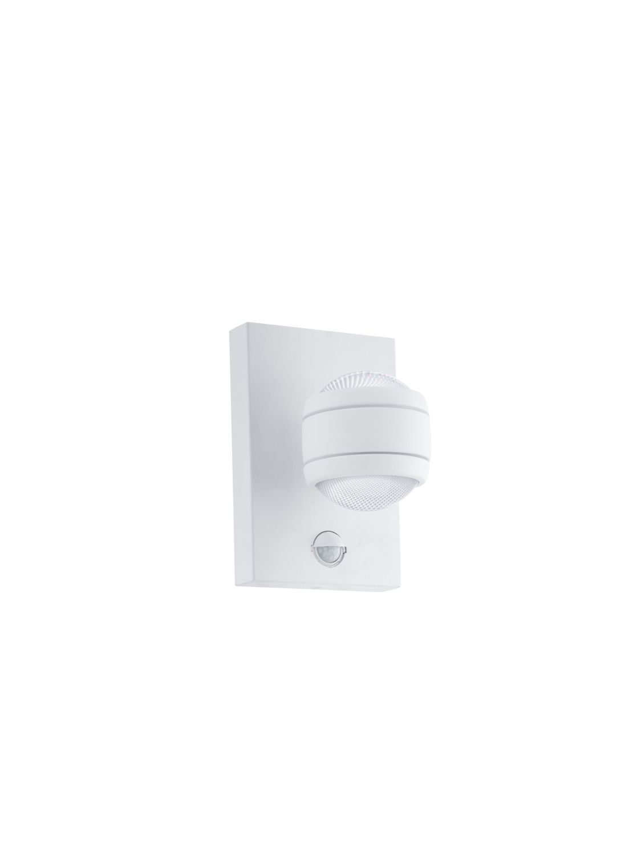Wandaußenleuchte LED  Sesimba 1 Weiß 2-Flmg
