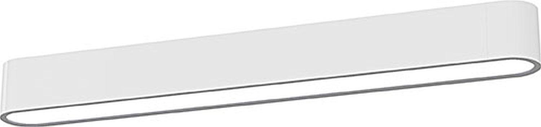LED Deckenlampe Weiß Soft