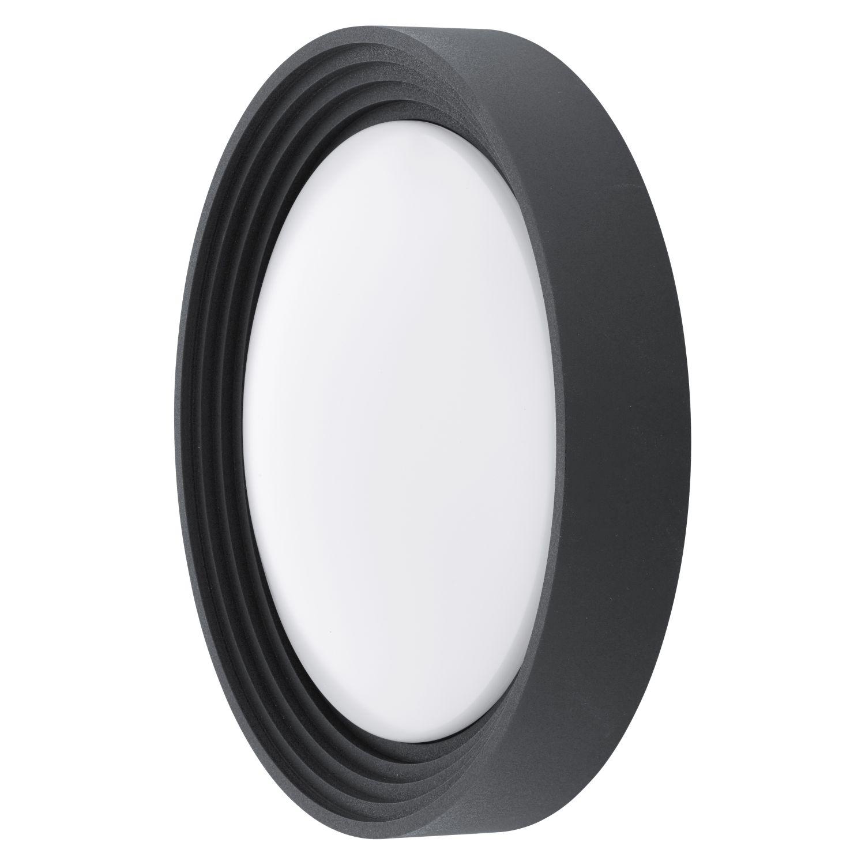 Wandaußenleuchte LED  Ontaneda Weiß Ø32,5cm