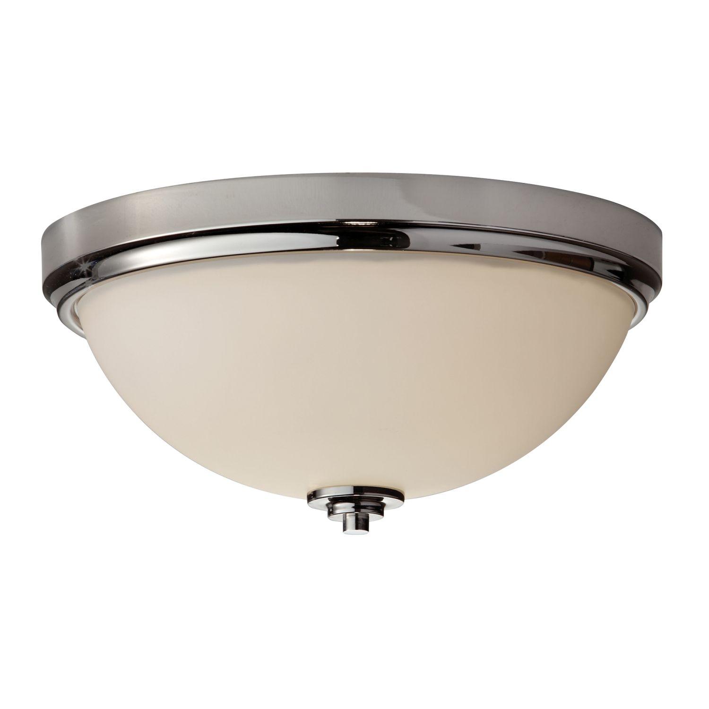 Jugendstil Badezimmerleuchte IP44 mit LED AVORIO
