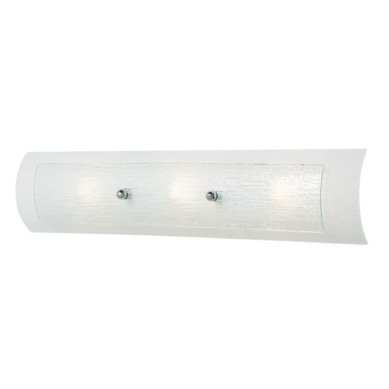 Badezimmerleuchte LED Weiß IP44 spritzwasserdicht