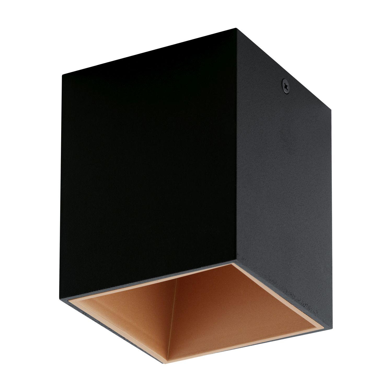 LED Deckenspot Polasso Kupfer