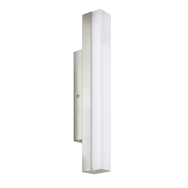 Längliche Wandleuchte LED Torretta Weiß