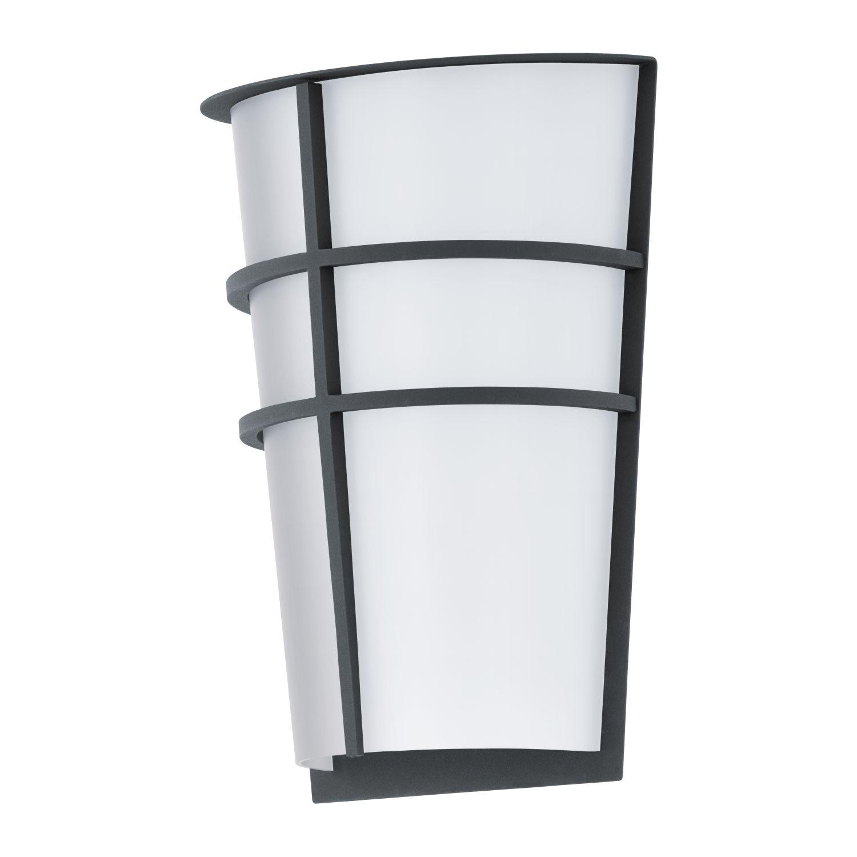 Wandaußenleuchte LED  Breganzo Anthrazit 2-Flmg