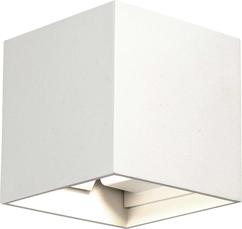 LED Außen Wandleuchte Weiß