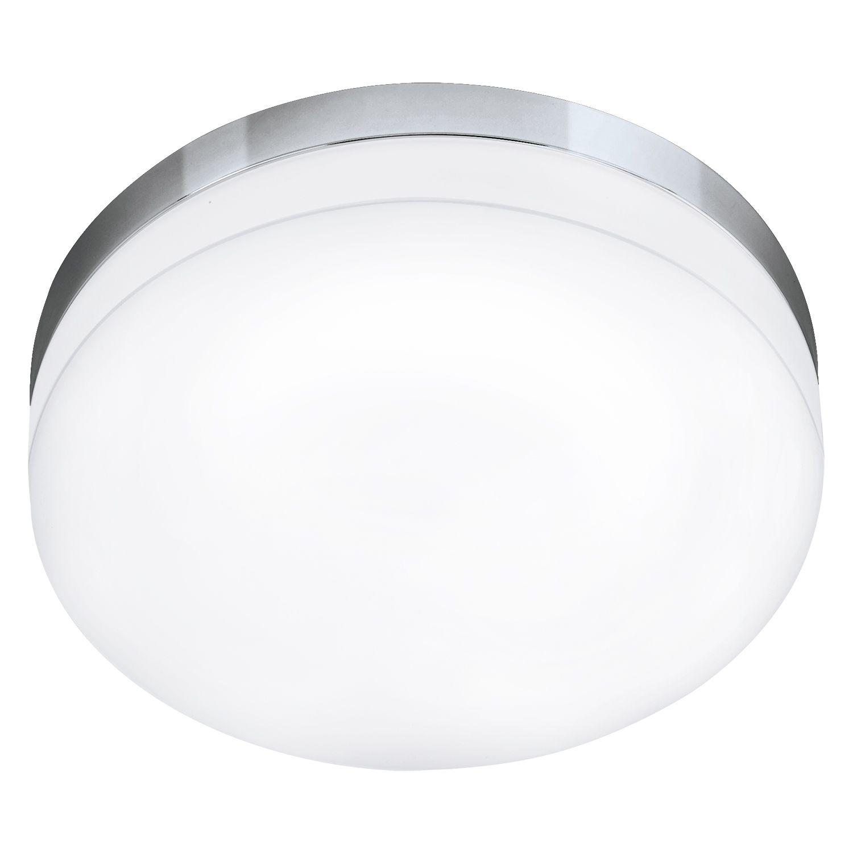 Zeitlose Deckenleuchte LED Lora Weiß Ø32cm