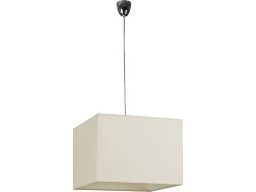 Bauhaus Pendelleuchte Stofflampe