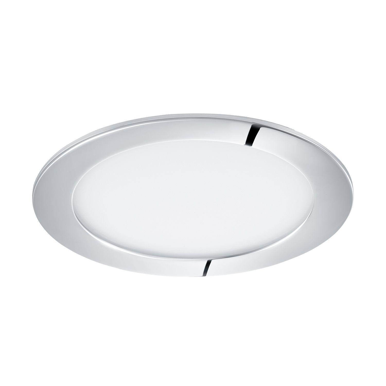 Einbau LED Strahler Fueva 1 Chrom Ø17cm