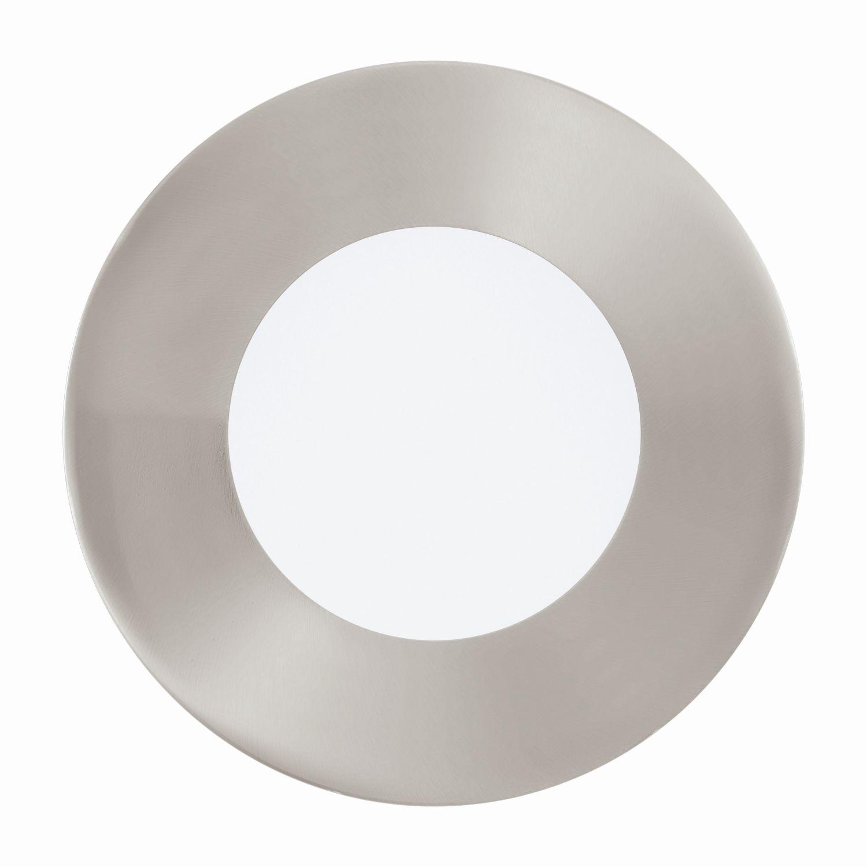 Einbau LED Strahler Fueva 1 Nickel-Matt Ø8,5cm