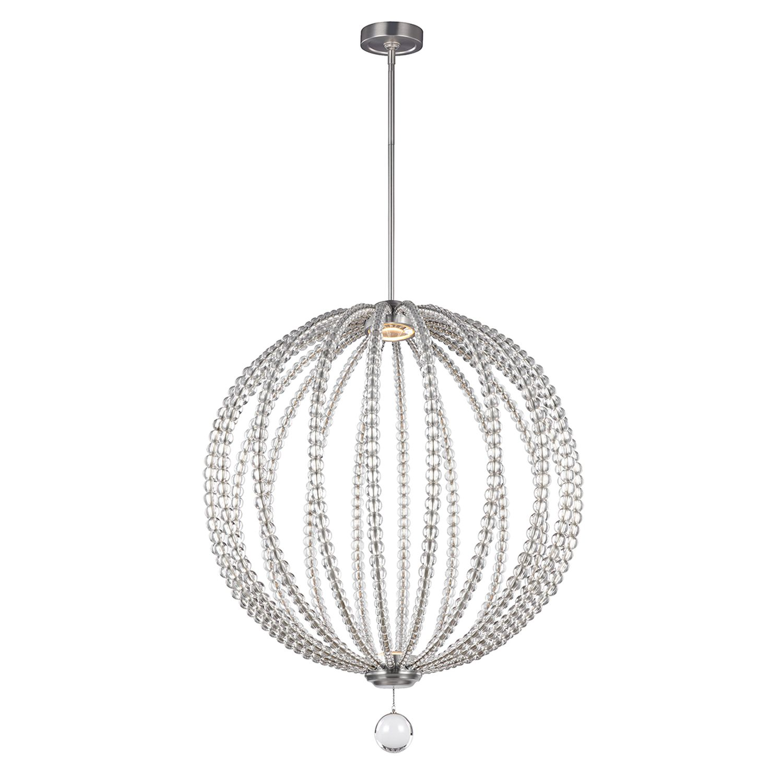 LED Deckenleuchte BINUM Kugel Ø81cm kürzbar Lampe