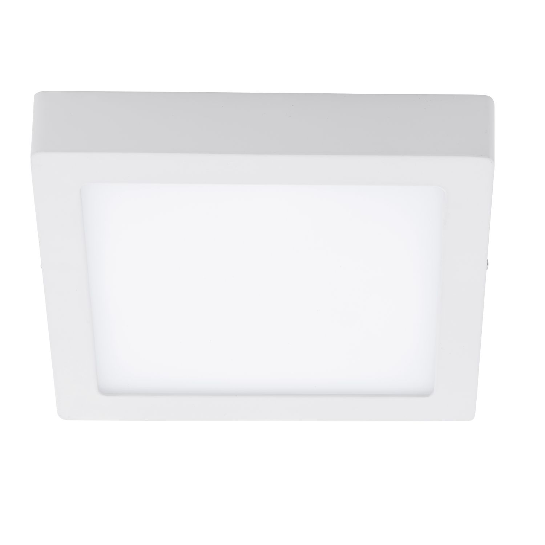 Eckige LED Deckenleuchte Fueva 1 Mit Diffuser
