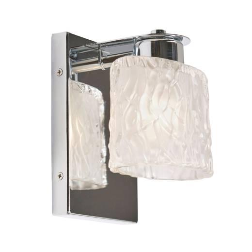 Premium Badezimmer Lampe Wand mit LED IP44 LUKINA