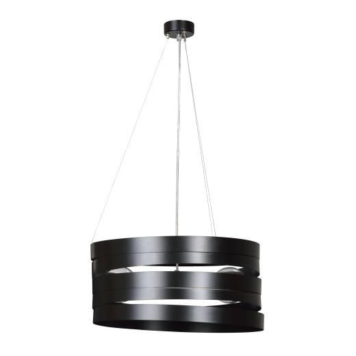 Pendelleuchte Schwarz Modern rund Für Esstisch