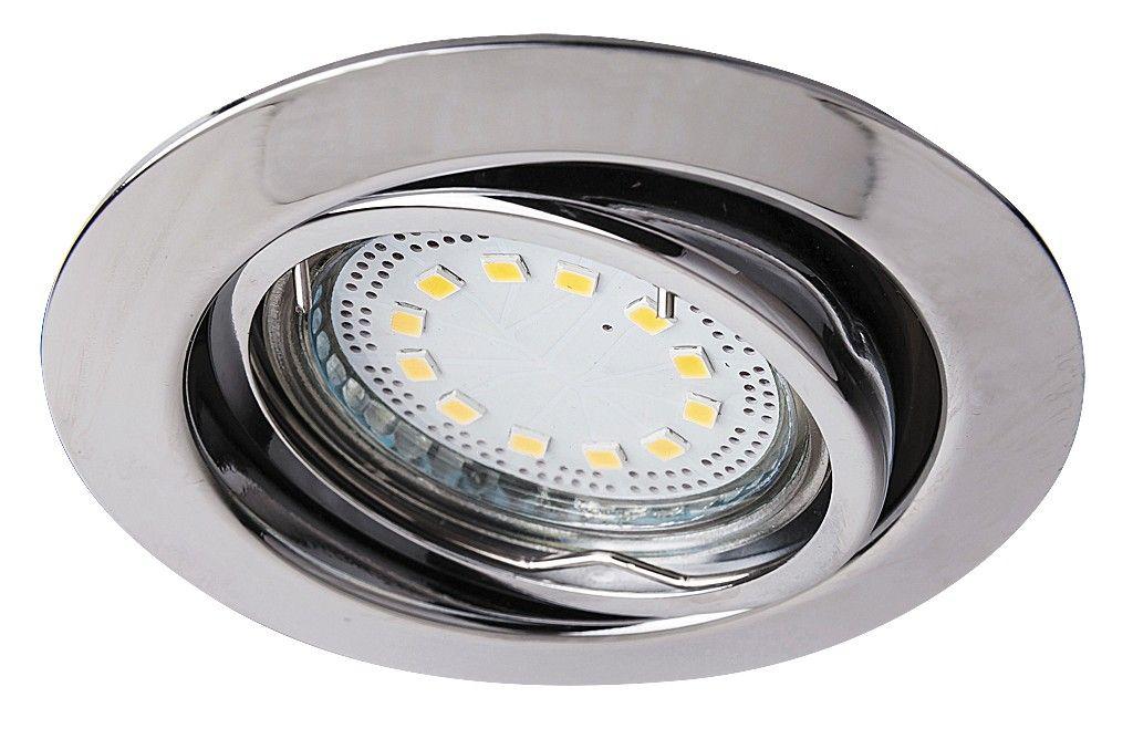 Moderner LED Einbauspot 3er Set