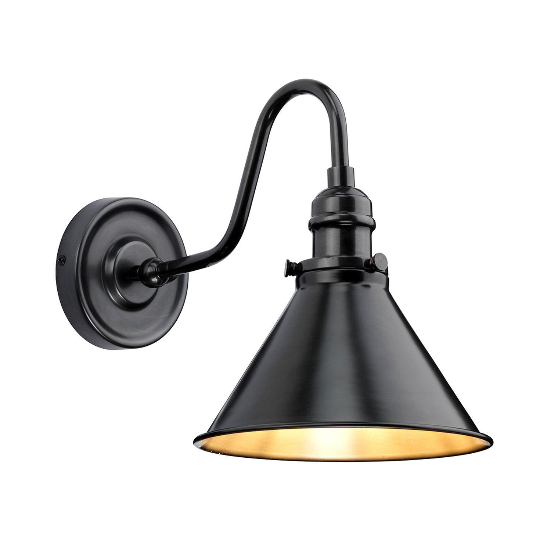 Wandlampe ISMENE in Bronze Alt Leseleuchte