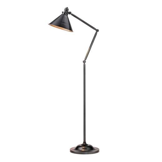 Stehlampe ISMENE Bronze 167cm Design Bodenleuchte