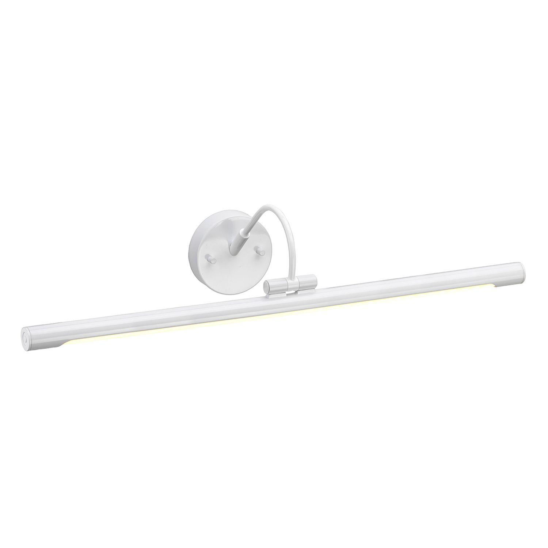LED Bilderleuchte Weiß groß verstellbar GAMBAR