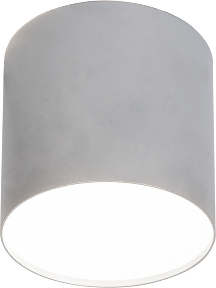 Decken Spot Strahler Silber POINT 14cm GU10 Ø13cm