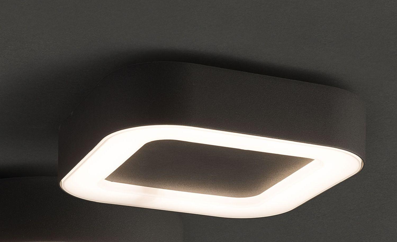LED Außenlampe Decke Puebla