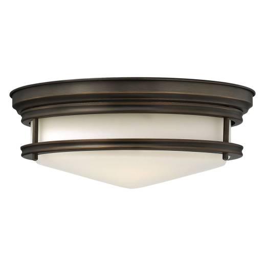 Elegante Deckenleuchte COBAN in Bronze 3xE27 Lampe