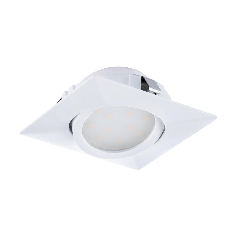 Einbau LED Spotstrahler Pineda Weiß