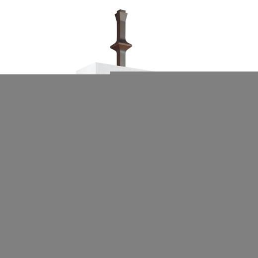 Wandlampe MERLE in Bronze Weiß B:29cm Leuchte