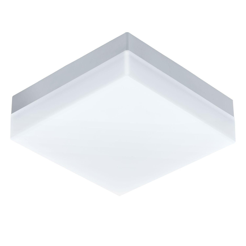 LED Deckenaußenleuchte Sonella Weiß