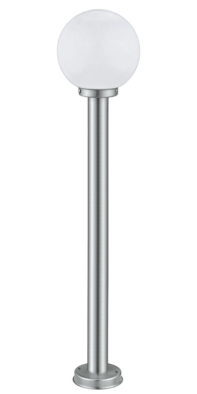 Standleuchte für Außen NISIA in weiss 100cm