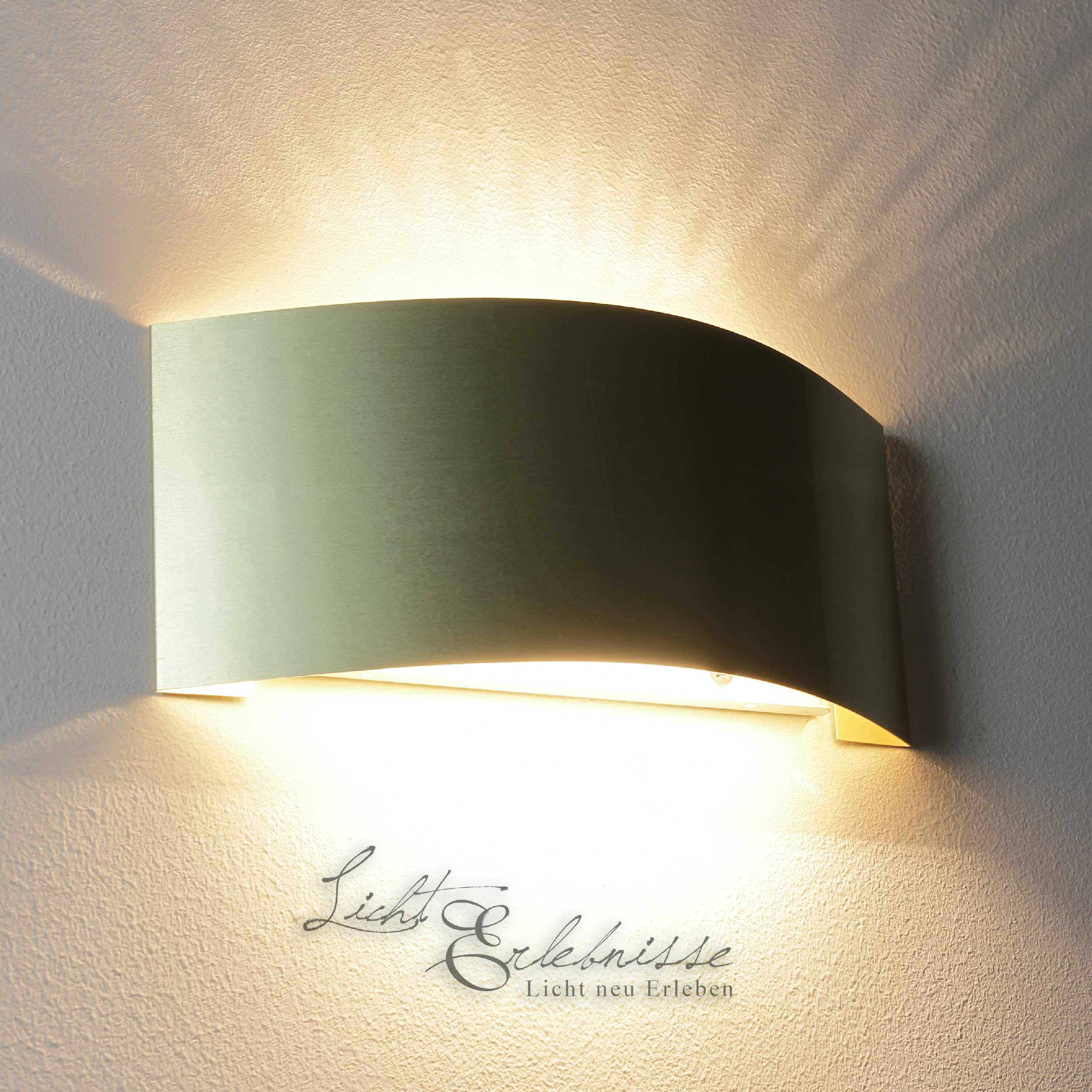 Moderne LED Wandleuchte KEAL