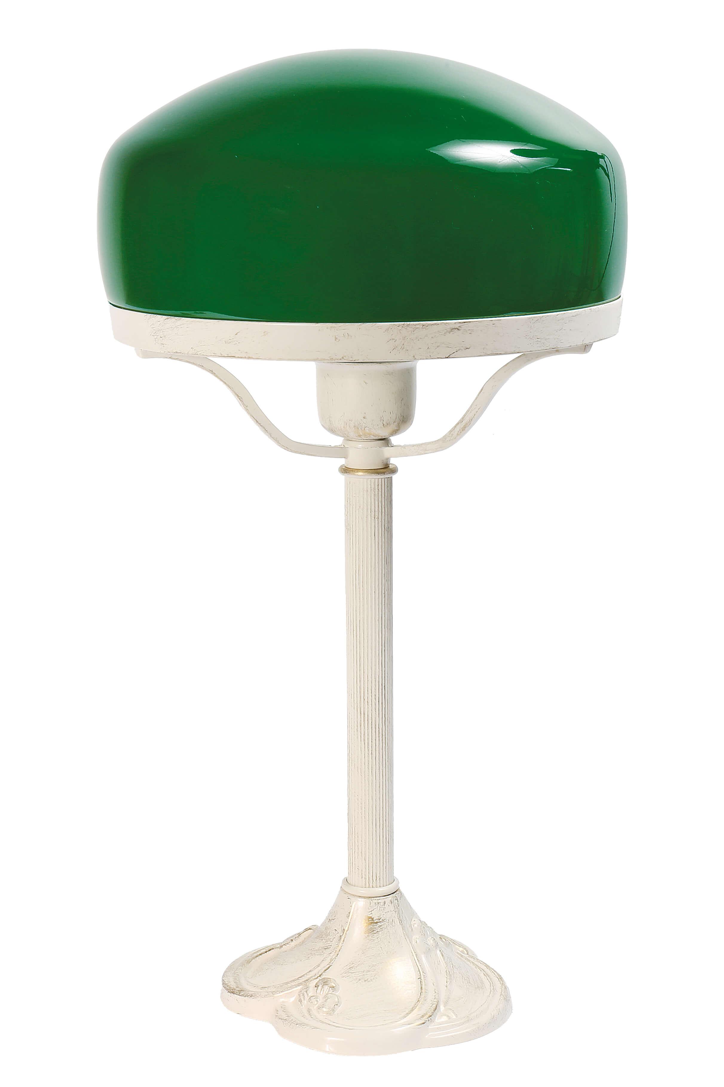 Shabby Chic Tischleuchte Pilzlampe E27