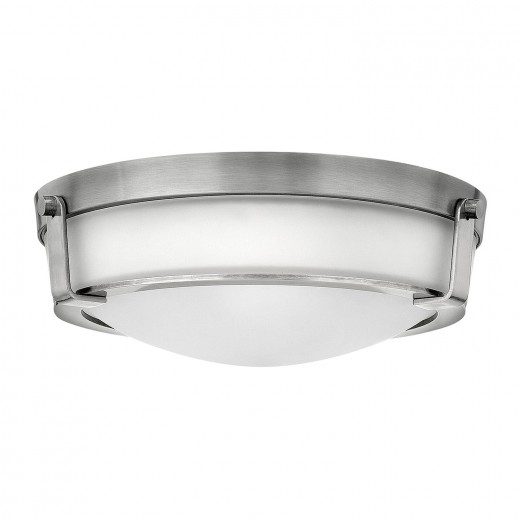 Deckenleuchte SOMBRA Nickel Ø41cm Design Lampe