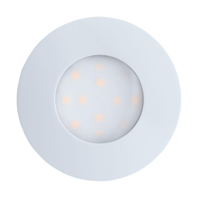 Runder Einbau LED Spotstrahler 6w Pineda-Ip Weiß