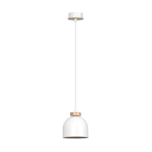 Pendel Hängelampe Weiß Ø14cm Nordic Design Küche