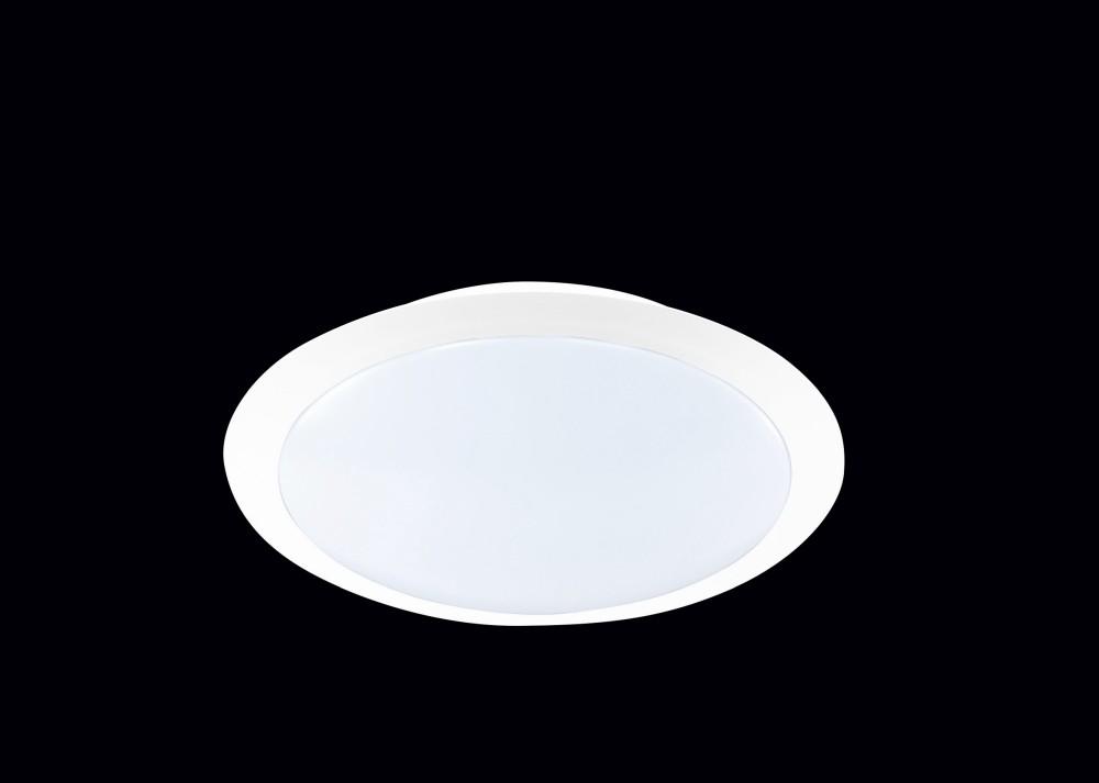 Deckenleuchte LED weiß Ø30cm