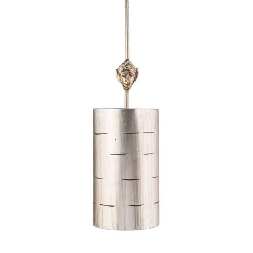 Deckenleuchte EXTRATO Blattsilber Esstisch Lampe