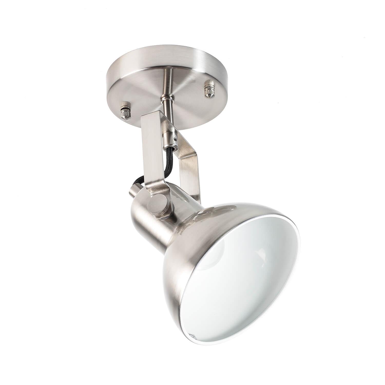 Praktischer Spot DALLAS Retro Design Metall E14
